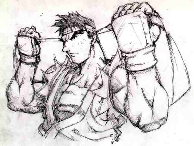 Ryu: Capcom's #1 mascot